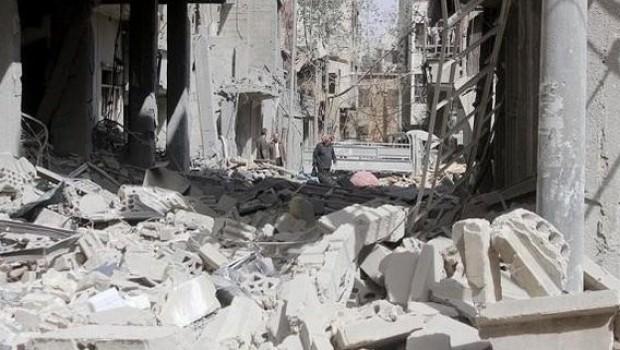 ABD'den Suriye'ye 'kimyasal silah' suçlaması