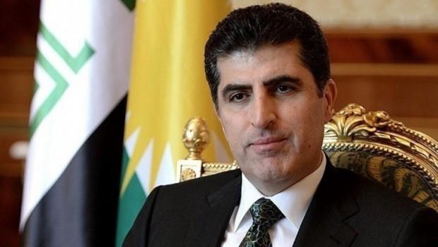 Başbakan Barzani'den teşekkür mesajı