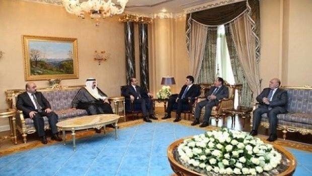 Cuburi'den Başbakan Barzani'ye ziyaret