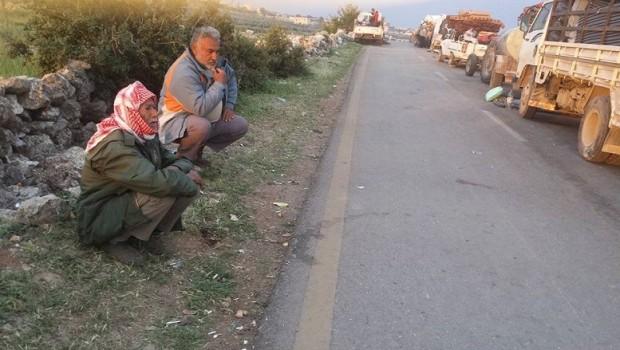 ÖSO, Efrinlilerin kente dönüşüne izin vermiyor