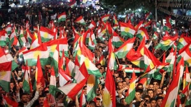 Ünlü Fransız dergiden 'Kürdistan devleti olmalımı' anketi