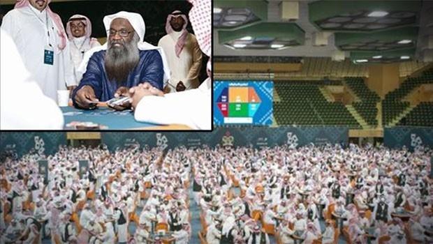 Arabistan'ı karıştıran organizasyon! 4 bin kişi katıldı