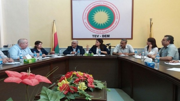TEV-DEM'den Rusya'ya suçlama