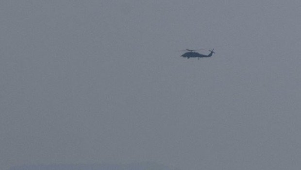 Yunan medyası: Türk helikopterine uyarı ateşi açıldı
