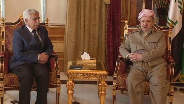 Başkan Barzani: Türkiye'de Kürt sorununun çözümüne katkı sunmaya hazırız