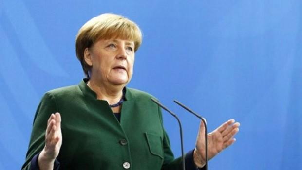 Merkel'den Suriye açıklaması: Spekülasyon yapmak istemiyorum
