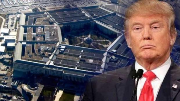 Pentagon: Trump'ın tweetlerini bize değil, Beyaz Saray'a sorun