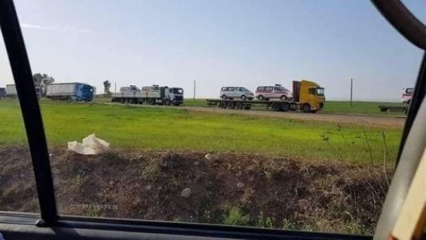 Flaş iddia: Suudi Arabistan'dan YPG'ye 300 TIR dolusu yardım