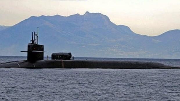 İngiliz denizaltıları Suriye'yi gönderildi