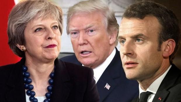 İngiltere kararını verdi! ABD ve Fransa'nın yanında yer alacak.