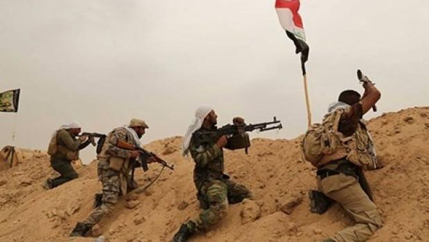 Irak ordusu teyakkuza geçti... Suriye sınırında hareketlilik!
