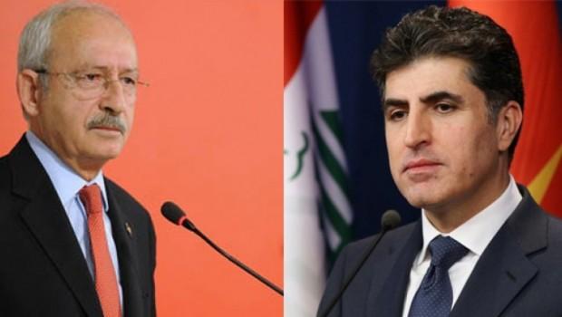 Kılıçdaroğlu'ndan Başbakan Barzani'ye başsağlığı
