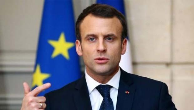 Macron'dan Suriye açıklaması! Kanıtımız var