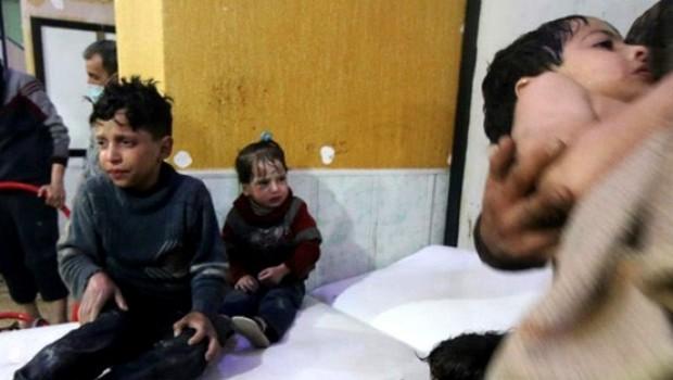 Almanya: Suriye'deki kimyasal saldırının sonuçları olmalı!