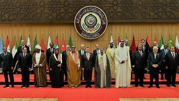 Arap Birliği'nden Türkiye'ye Efrin kınaması!