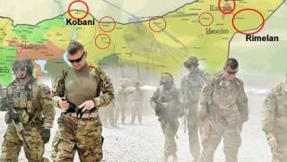Suriyeli General: Rojava'daki üsleri vurabiliriz
