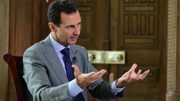Saldırı sonrası Esad'tan ilk açıklama
