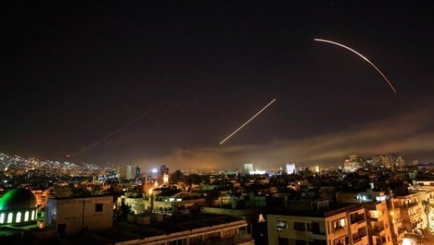 Saldırıda İran milisleri ve Hizbullah da vuruldu