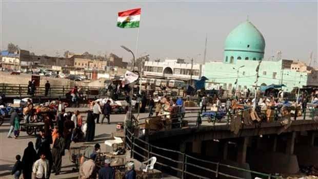 Bağdat, Kerkük'te Kürdistan bayrağını yasakladı