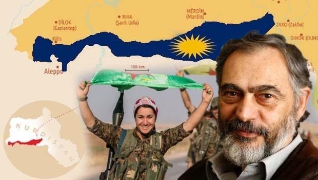 """Mahçupyan: Suriye'de Kürtleri yanımıza almadığımız sürece başarı zor"""""""