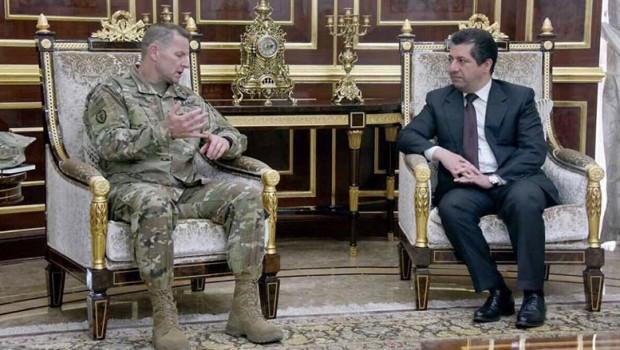 Mesrur Barzani: Kürdistan'ın anayasal hakları çiğneniyor