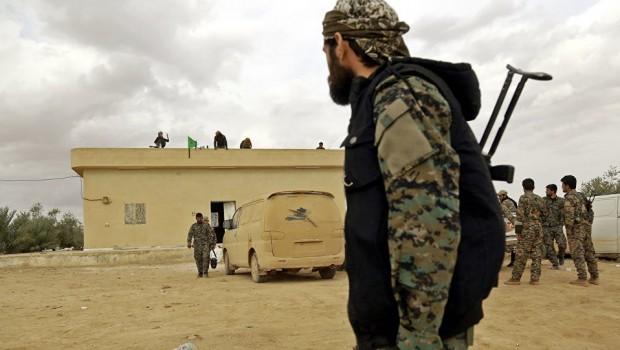 PYD ile Fransa hükümeti arasında IŞİD sorunu