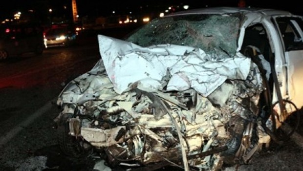 Batman'da feci kaza... 4 ölü, 11 yaralı