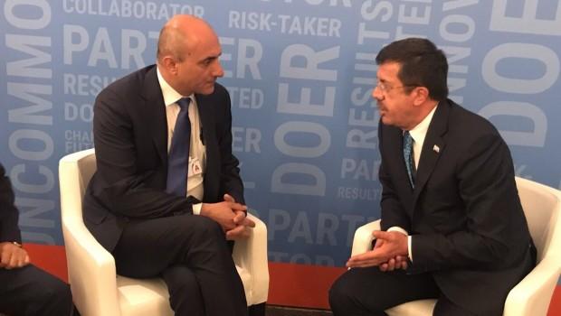 Kürdistan Planlama Bakanı Türkiye'de