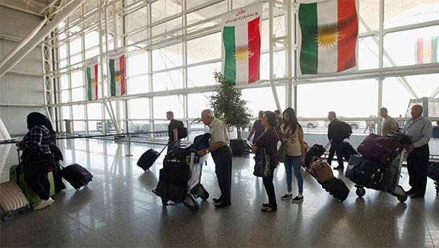 Erbil-Tahran uçak seferleri için tarih verildi
