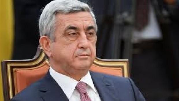 Ermenistan'da Serj Serkisyan başbakan seçildi