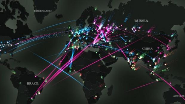 Ruslar siber saldırı için harekete geçti, dünya alarmda