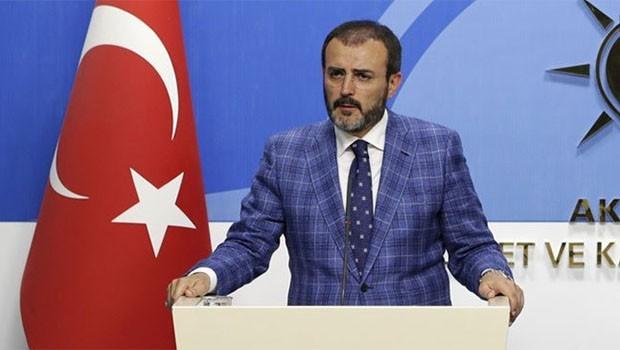 AK Parti sözcüsü: Danışıklı değil!