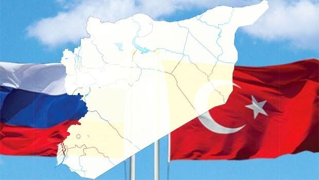 Ankara'da Rus temsilcilerle Suriye tarifiği!