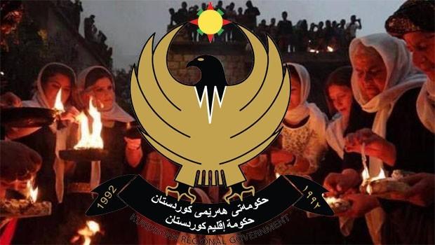 Kürdistan Hükümetinden Çarşema Sor mesajı