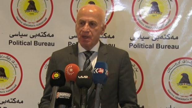 PDK: Önceliğimiz Kürtlerin hakları