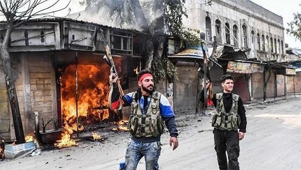 Türkiye'den Arap Birliğine Efrin tepkisi