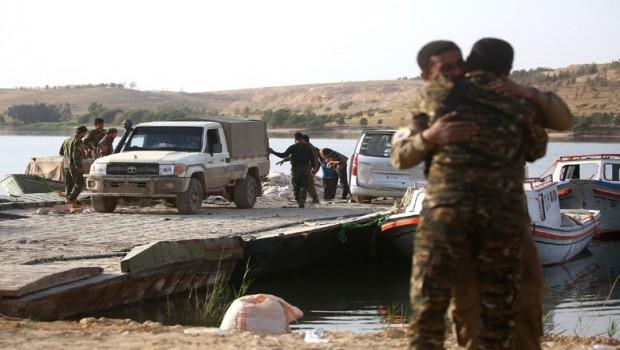 DSG ve IŞİD arasında esir takası