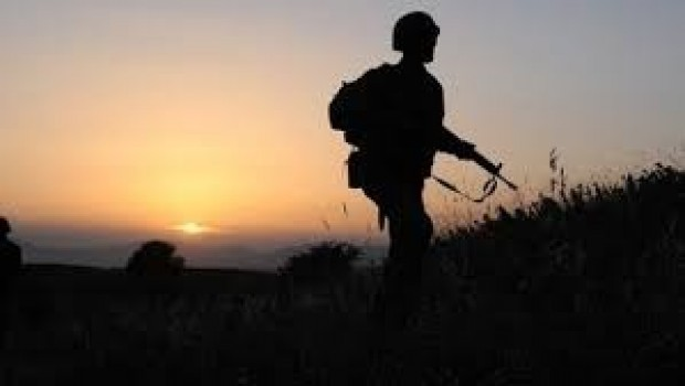 Efrin'de 1 asker hayatını kaybetti