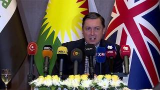 İngiliz Büyükelçi: Kerkük sorunu çözüme kavuşturulmalı