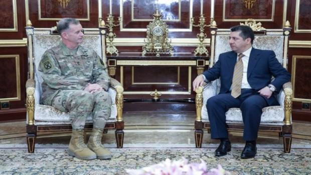 Mesrur Barzani'den IŞİD uyarısı... Hareketlilik tehlikeli boyutta!