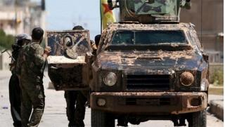 Til Rifat'ta ÖSO Ile YPG arasında çatışma