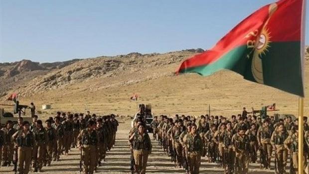 500 YBŞ savaşçısı Irak'a bağlandı