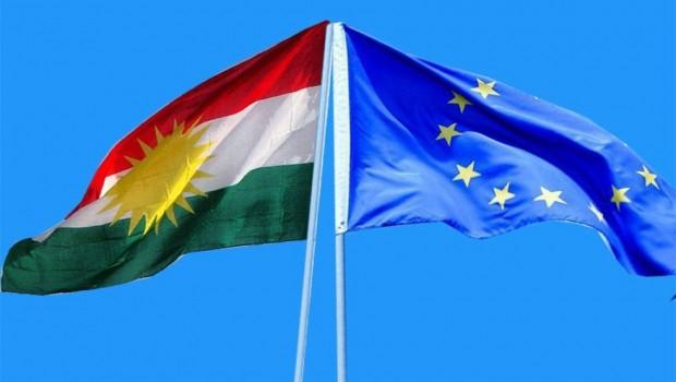 'AB ile Kürdistan Bölgesi ilişkileri gelişiyor'