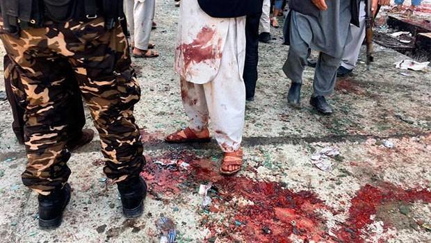 IŞİD Kabil'de saldırdı... Çok sayıda ölü ve yaralı var!
