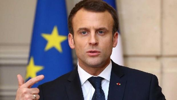 Macron: ABD-Fransa ve müttefikleri  Suriye'de kalmalı