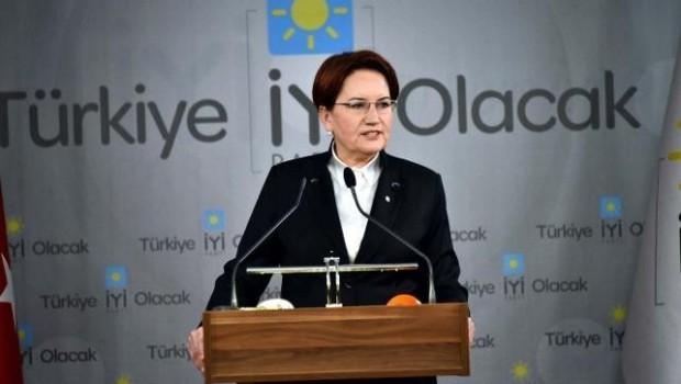 CHP'den Akşener'i ikna turları
