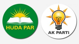 Hüda-Par'dan Ak Parti'ye: Kusura bakma, önce sen başlattın