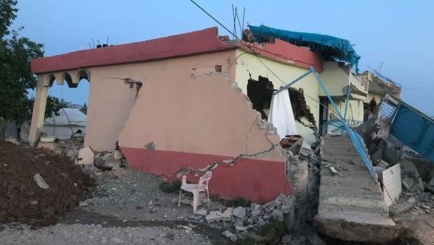Adıyaman'da halkı sokağa döken deprem