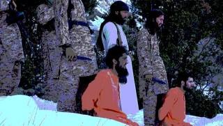 IŞİD'den üç kardeşe korkunç infaz