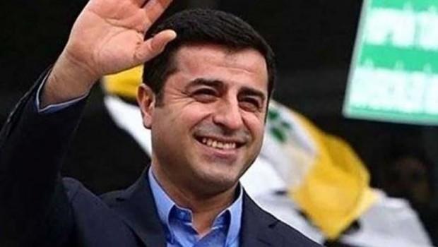Demirtaş'tan cumhurbaşkanı adaylığı yan